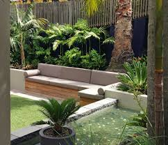 Small Picture townhouse tropical courtyard garden Google Search GARDENS