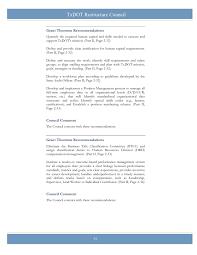 Txdot Organizational Chart Txdot Restructure Council A Revitalization Of Txdot