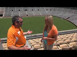 Lets Meet Your Seats At Neyland Stadium Youtube