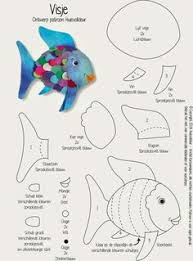 try to make this for rainbow fish see if any other fish diagrams
