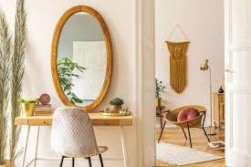 how to hang a heavy mirror or picture