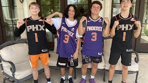 Teens from viral Suns game video ...