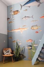 Behang Kinderkamer Vissen Moderne Huizen
