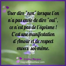 Oser Dire Non Citation Belles Citations Citation Et
