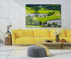 golf course sport wall murals posters