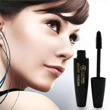 2017 brand eye lengthening thick curly 3d mascara makeup cosplay colorful no blooming water pro cosmetic