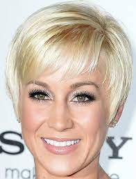 These are some of the amazing cute short haircuts you can try this season and have a blast with your new look. Styles For Short Straight Hair