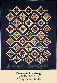 2015 Peace and Healing Civil War S&ler Quilt | Free Quilt BOM ... & 2015 Peace and Healing Civil War Sampler Quilt Adamdwight.com
