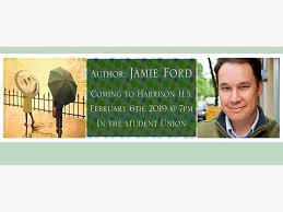 Harrison Welcomes Bestselling Author Jamie Ford | Harrison, NY Patch