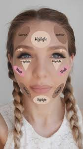 how to contour highlight correctly for your face shape pretty 52