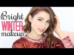 winter makeup tutorial dior review