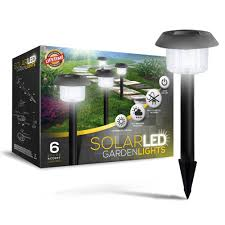 Small Picture Solar Powered LED Garden Lights Lifetime replacement Guarantee