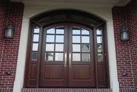 front door windowArched Front Door Window Curtains  Arched Front Doors for Homes