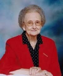 Jennie Robertson - Obituary