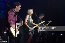 Nate McCoy, Kristin Kearns, and Dustin McCoy of Darling Parade... News  Photo - Getty Images