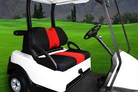 neoprene golf cart seat covers