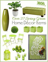 over 27 spring green home decor accent pieces 3 boys and a dog