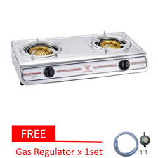 Butterfly Kitchen Appliances Free Gift Butterfly High Power Frame 2 Burner Gas Cooker 933b