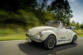 Gas To Electric Conversion Chart Volkswagen Will Help Turn Old Beetles And Microbuses