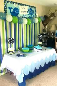baby shower decor kits baby shower decorations kits blue baby shower decorations starter baby shower diy