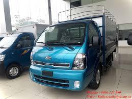 Xe tải Thaco K200 tải trọng 990kg động cơ Hyundai - Đại lý Trọng Thiện Hải  Phòng