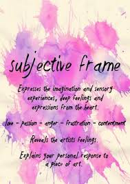 visual arts the frames posters