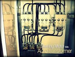starting motor auto transformer eep