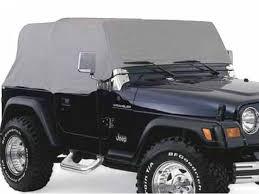 rampage jeep custom covers