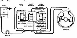 voltage regulator wiring diagram yesterday s tractors xxx