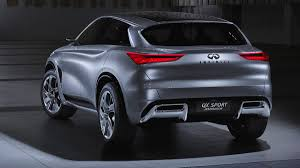 2018 infiniti fx35. perfect fx35 2016 infiniti qx sport inspiration concept photo 5  on 2018 infiniti fx35 i