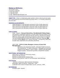 Show Me A Resume Example Resume Template