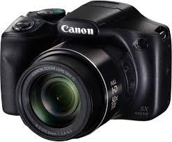 Цифрового фотоаппарата <b>Canon</b> PowerShot SX540 HS black ...