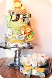 diy diaper cake tutorial other fun homemade baby shower gift ideas