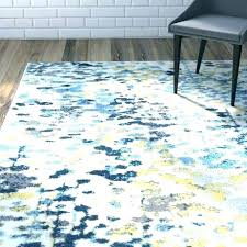 teal gray area rug yellow medium size of grey and 8x10