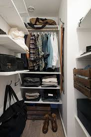 best for deep narrow closet