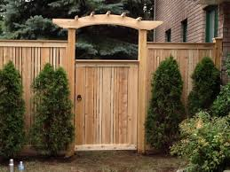 Small Picture arbor over gate ideas Cedar Fence Gates Ideas for the House