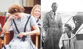Princess elizabeth immediately acceded to the throne, becoming queen elizabeth ii and taking on all of the responsibilities which came with her new title. Queen Elizabeth Ii Prince Philip Once Made Monarch Very Unhappy When In Malta Travel News Travel Express Co Uk