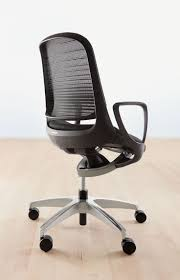 modern office chair. Luce Office Chair In Black Modern