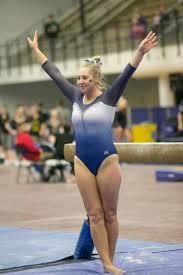 SCSU gymnasts honor fallen teammate during 2020 home opener - CTInsider.com