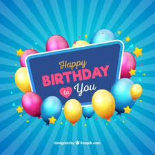 blue background designs birthday background vectors photos and psd files free download