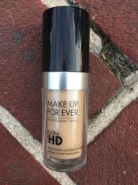 make up forever ultra hd foundation review