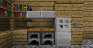 Kitchen Minecraft Designs And Colors Modern Modern To Kitchen - Minecraft home interior