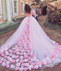 pink wedding gowns. 2018 New Pink Off Shoulder Wedding Dresses Lace Up Back Bridal Gown