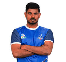 Prashanth Kumar Rai | Pro Kabaddi Player, Profile, Stats, Wiki |  Sportsbeatsindia