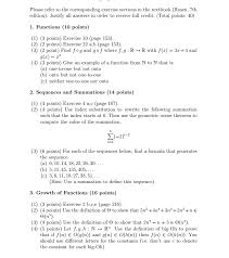 Solved: Functions Exercise 10 (page 153) Exercise 22 A, B ...