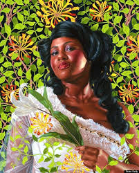 Kehinde Wiley On 'Economy Of Grace,' His First Exhibition Featuring Women  (PHOTOS)   HuffPost