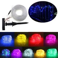 Online Get Cheap Rope Outdoor Lights Aliexpresscom  Alibaba GroupSolar Rope Christmas Lights