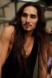 Really Long Hair Hairstyles 168 Best Images About Men I Can Dream About On Pinterest
