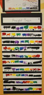 Freight Train By Donald Crews Is