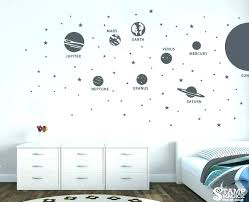 chandelier wall decal target chandelier wall decal target solar system wall decals solar system planets wall